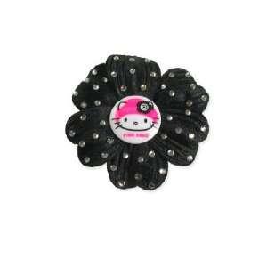 Tarina Tarantino Hello Kitty Pink Head Mod Flower Anywhere