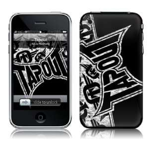 protector iPhone 2G/3G/3GS TapouT   Logo: Cell Phones & Accessories