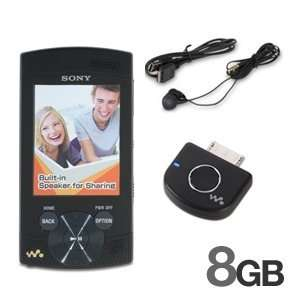 Sony MP3 Player Walkman with Bluetooth Adaptor MP3