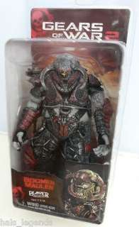 NECA  2 NEW 7 XBOX GAME Gears Of War 2 Boomer Action Figure
