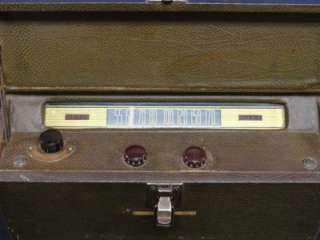 Antique General Electric Radio Model LB 530 X T45