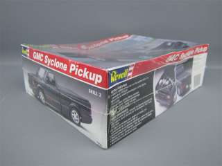 Revell GMC Syclone Pickup Truck Model Kit 1/25 Sealed