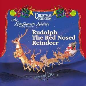 Symphonette Society Rudolph Red Nosed Reindeer Symphonette