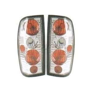TAIL LIGHT nissan FRONTIER truck 99 03 taillight suv Automotive