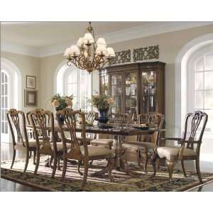 : Universal Furniture Dining Set Kentwood UF518658SET: Home & Kitchen