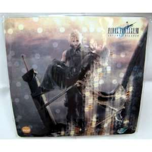Final Fantasy 7AC Cloud and Kadaj Mousepad Toys & Games
