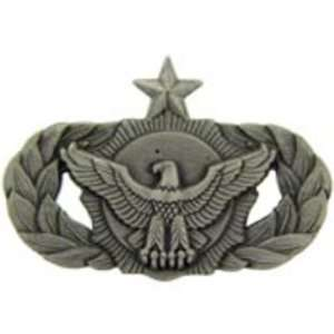 U.S. Air Force Senior Security Police Pin 1 5/8 Arts