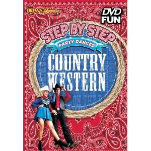 Step By Step Country Western Party Dances: Movies & TV