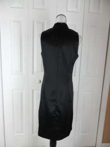 Nites Caliendo Asian Black Red Cocktail Dress 12