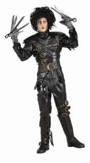 Edward Scissorhands Johny Depp Heritage Costume Std
