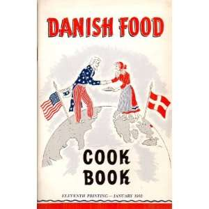 Danish Food Cook Book: Ruth L. Pedersen, Hibbit:  Books