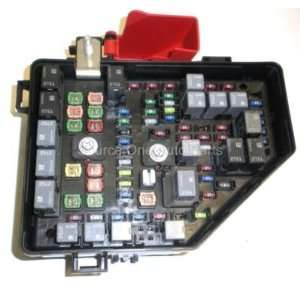 2009 GENUINE GMC ACADIA WITH TOWING FUSE BLOCK ASSEMBLY