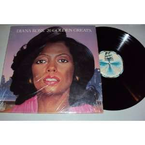20 Golden Greats: Diana Ross: Music