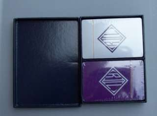 Ralph lauren deck of playing cards 2 sets $35 new