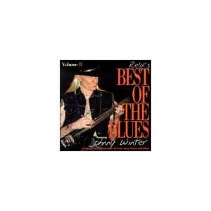 Relix Records Best of Blues 2 Johnny Winter Music