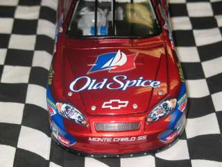 24 Tony Stewart #33 Old Spice 2007 Action Car 82R