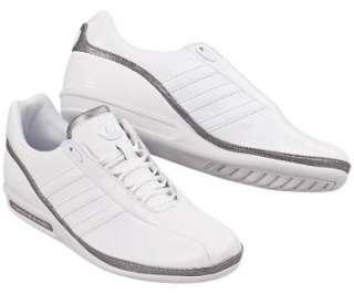 Adidas Originals Porsche Design SP1 US 8 White Silver Shoe Sneaker