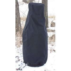 Blue Rooster COVERXXL Extra Extra Large Chiminea Cover in Black: Baby