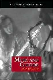 Music and Culture, (0321194837), Anna Tomasino, Textbooks   Barnes