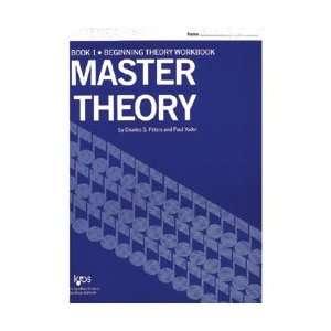 KJOS Music Master Theory Series (Book 2 Intermediate