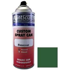 of Bell System Green Touch Up Paint for 1958 Dodge Trucks (color code