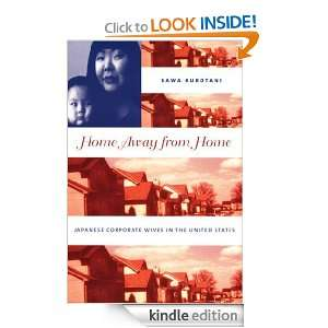 Wives in the United States: Sawa Kurotani:  Kindle Store