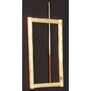 Beys woodworking pool cue rack plans for Cue rack plans