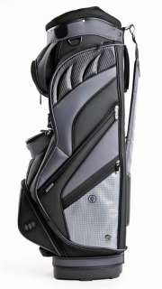 Golf Bag 14 Way Full Length divider   Gray