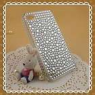 Jewelry bling Bling Hard Case Cover iPhone 4 4G