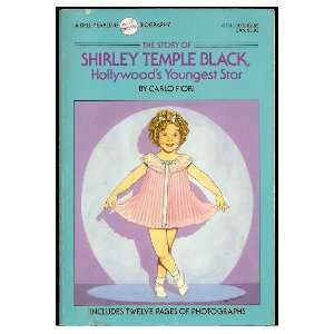 The Story of Shirley Temple Black (Dell Yearling Biography