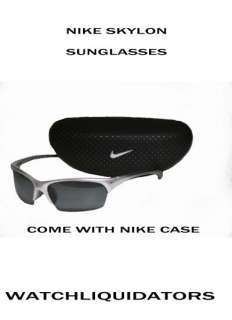 MENS SUNGLASS, DARK GREY POLARIZED SLIGHT SILVER TINT + BOX $60