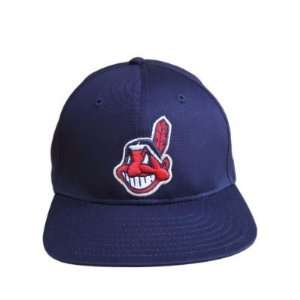 Cleveland Indians New Era Low Profile Snapback Hat Cap