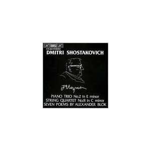 Shostakovich Piano Trio No. 2 / String Quartet No. 8