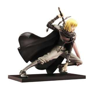 Claymore Clare 1/8 PVC Figure No.47 Toys Works PSL