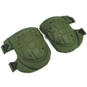 Matrix Warrior Advanced Tactical QD Knee Pads (Military OD