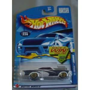 Hot Wheels 2001 65 Impala Lowrider WHITE #226 Toys & Games