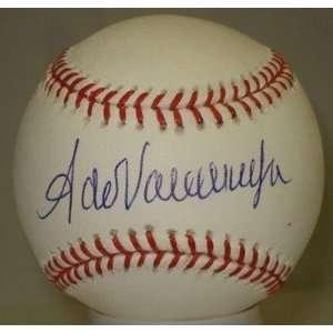 Fernando Valenzuela Autographed Baseball Dodgers MLB