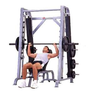 Commercial COUNTERBALANCED SMITH MACHINE by Quantum