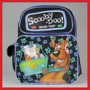 14 Scooby Doo School Backpack Bag/Book/Boys/Dog/Shaggy