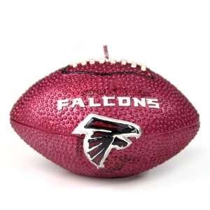 Pack of 10 NFL Atlanta Falcons 5 Football Candles
