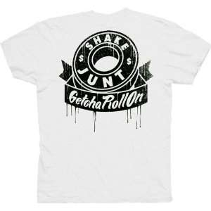 Shake Junt Getcha Roll On Ii Medium White Short SLV
