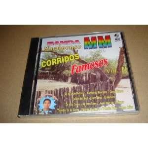 Corridos Famosos Vol 2 Banda Sinaloense MM Corridos Famosos Vol 2