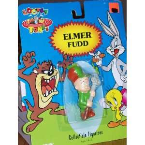 Looney Tunes ELMER FUDD Collectible Figurines Toys & Games