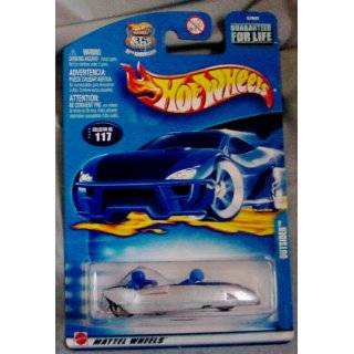 Hot Wheels 2003 Outsider SILVER #117 Mainline 164 Scale