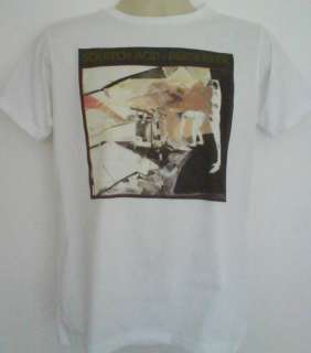 scratch acid t shirt kurt cobain nirvana flipper