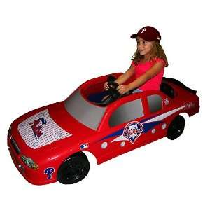 Threesource Philadelphia Phillies Pedal Car Sports & Outdoors