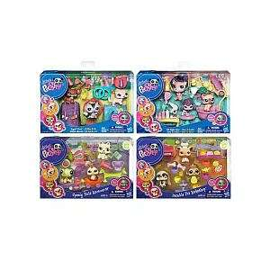 Littlest Pet Shop Themed Play Packs Wave 5 Toys & Games