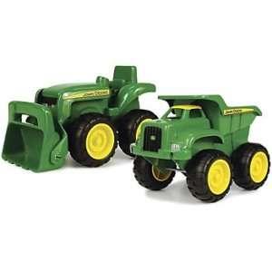 John Deere 6 Sandbox Vehicle Assortment |