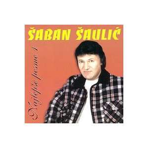 Najlepse Pesme 1, Best of Saban Saulic Volume 1: Saban Saulic: Music