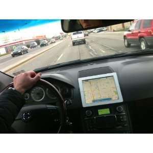 InVentClips iPad / iPad 2 / iPhone Car Dash Mount Electronics